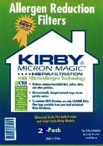 Kirby stofzuigerzakken Micron magic