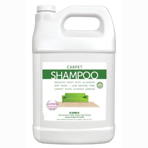 Kirby shampoo