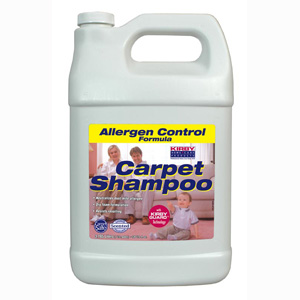 kirby shampoo 3,8 ltr