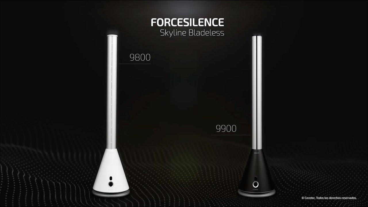 Torenventilator ForceSilence 9800