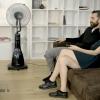 Ventilator met ionische vernevelaar (Forcesilence 690)